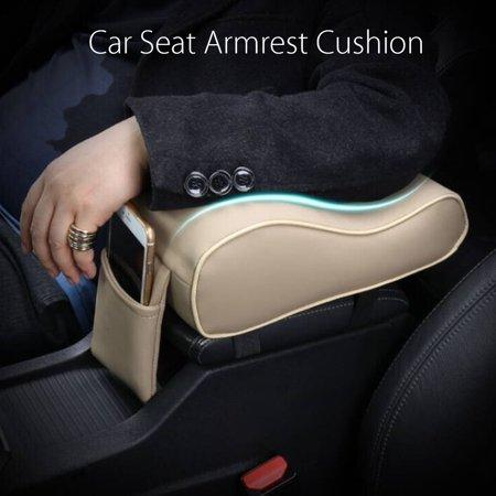 60%OFF-Smart Car Armrest Cushion-Durable leather