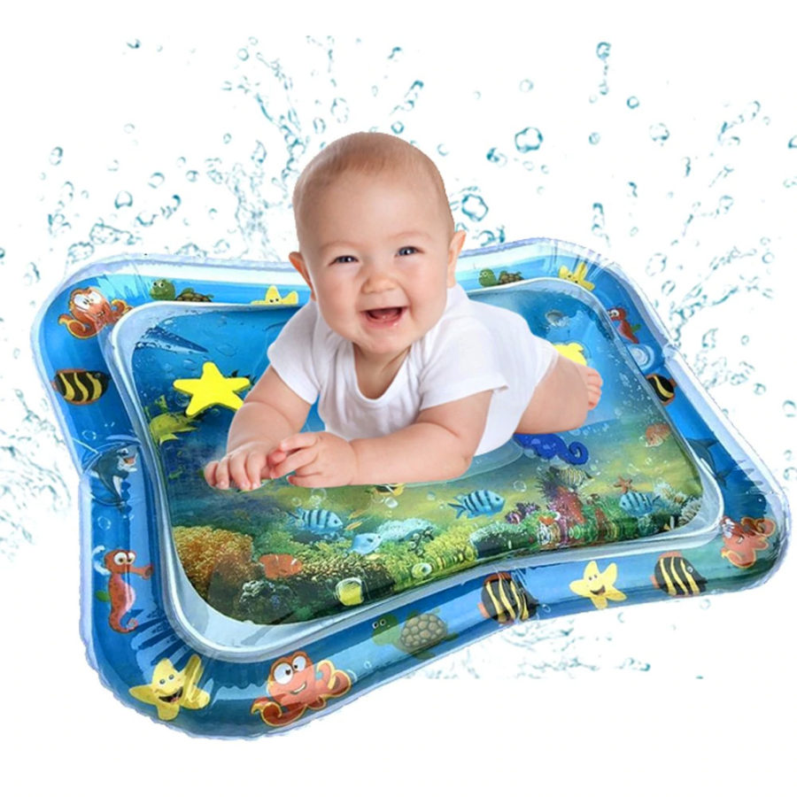 Inflatable Tummy Time Water Cushion