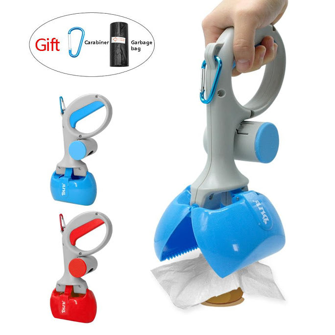 PET WASTE SCOOP SANITARY PICKUP
