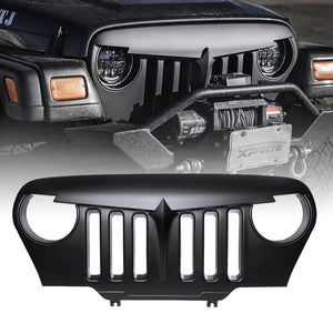 G2 Angry Bird Grille for Jeep Wrangler TJ 1997-2006
