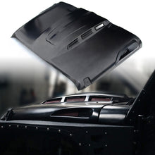 Avenger Series Heat Dispersion Steel Hood for 07-18 Jeep Wrangler JK