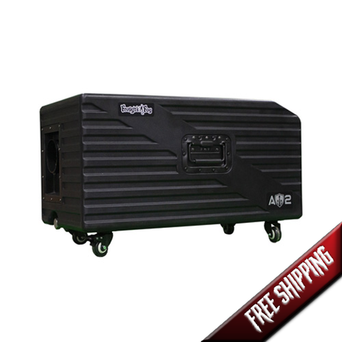 Poseidon Aqua 2 - Ultrasonic Fog Generator - Ground Fog Machine