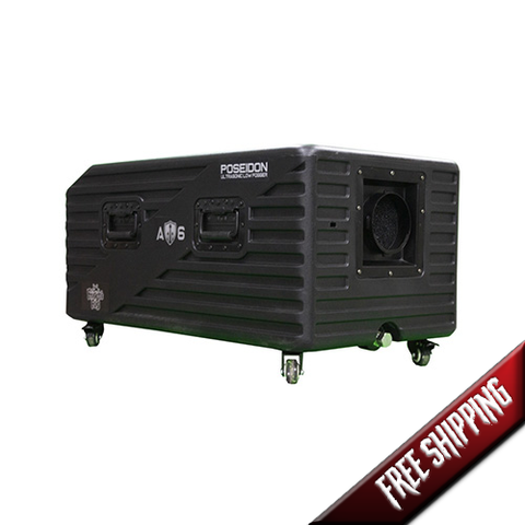 Poseidon Aqua 6 - Ultrasonic Fog Generator - Ground Fog Machine