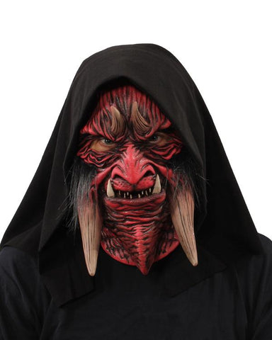 Guardian Red Beast Demon Mask