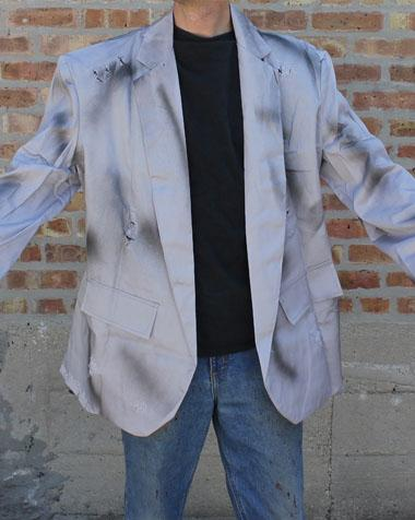 Zombie Coat Costume Jacket
