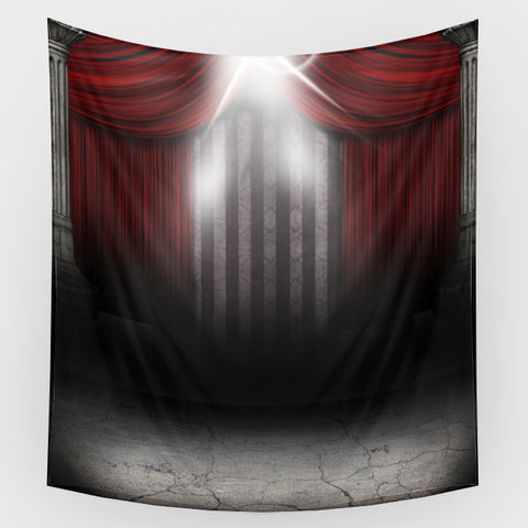 Circus Act Backdrop