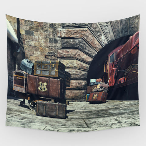 Harry Potter - Hogwarts Express Backdrop
