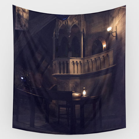 Harry Potter - Hogwarts 1 Backdrop