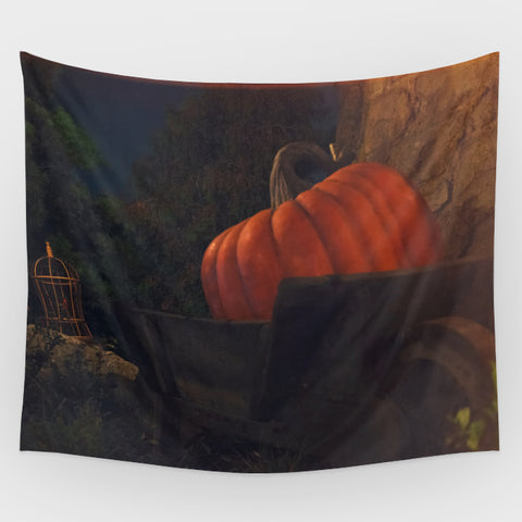 Harry Potter - Pumpkin Backdrop
