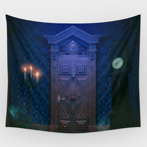 Haunted Mansion - Hall Of Ghosts Backdrop