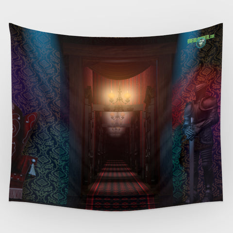 Haunted Mansion - Infinity Hall Backdrop