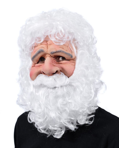 Jolly Santa Mask