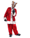 Dark Santa Krampus Costume Kit