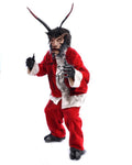 Dark Santa Overlord Krampus  Costume Kit