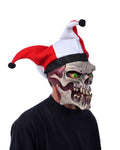 Die Laughing Evil Skull Mask
