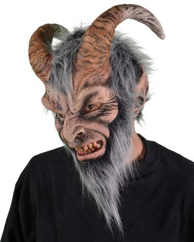 Krampus Mask - 2