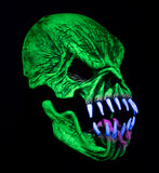 Phissed Off Mask - UV Reactive Mask