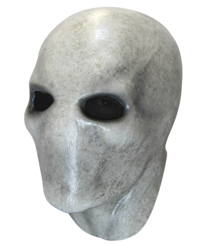 Slenderman Mask, Pale Color