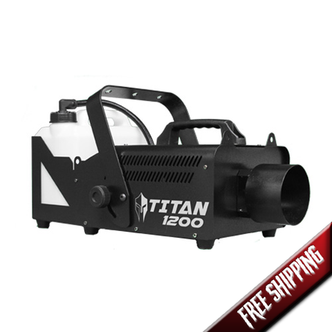 Titan 1200 - Fog Machine