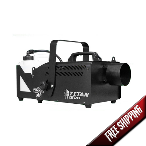 Titan 1500 DMX - Fog Machine