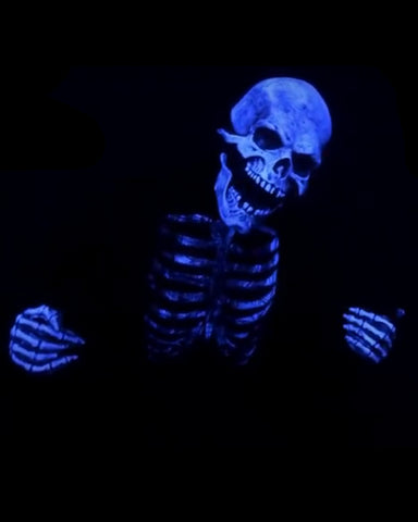 Death White Glow Kit -  UV Reactive