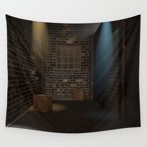 Alley Tapestries Backdrop