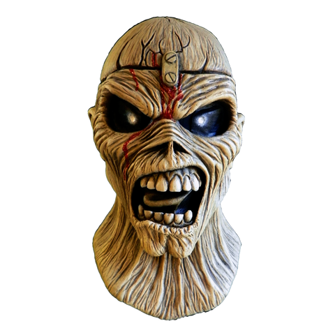 Iron Maiden Eddie - Piece of Mind Mask
