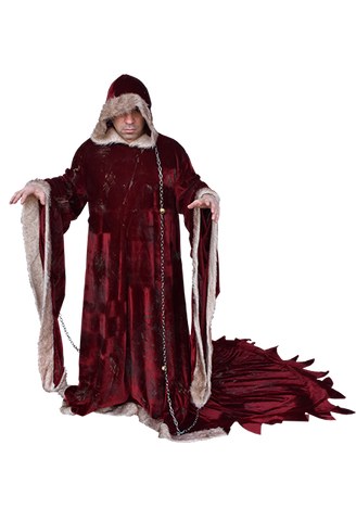 Krampus Robe Costume Kit