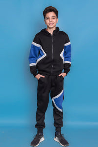 Jacob Tracksuit - Black