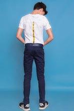 Load image into Gallery viewer, Slim Fit Chinos - Navy