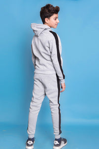 Bradley Tracksuit - Light Grey