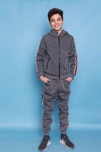 Load image into Gallery viewer, Tommy Tracksuit - Dark Grey