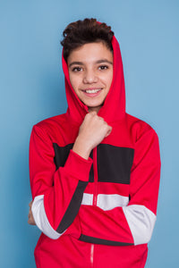 Anthony Tracksuit - Red