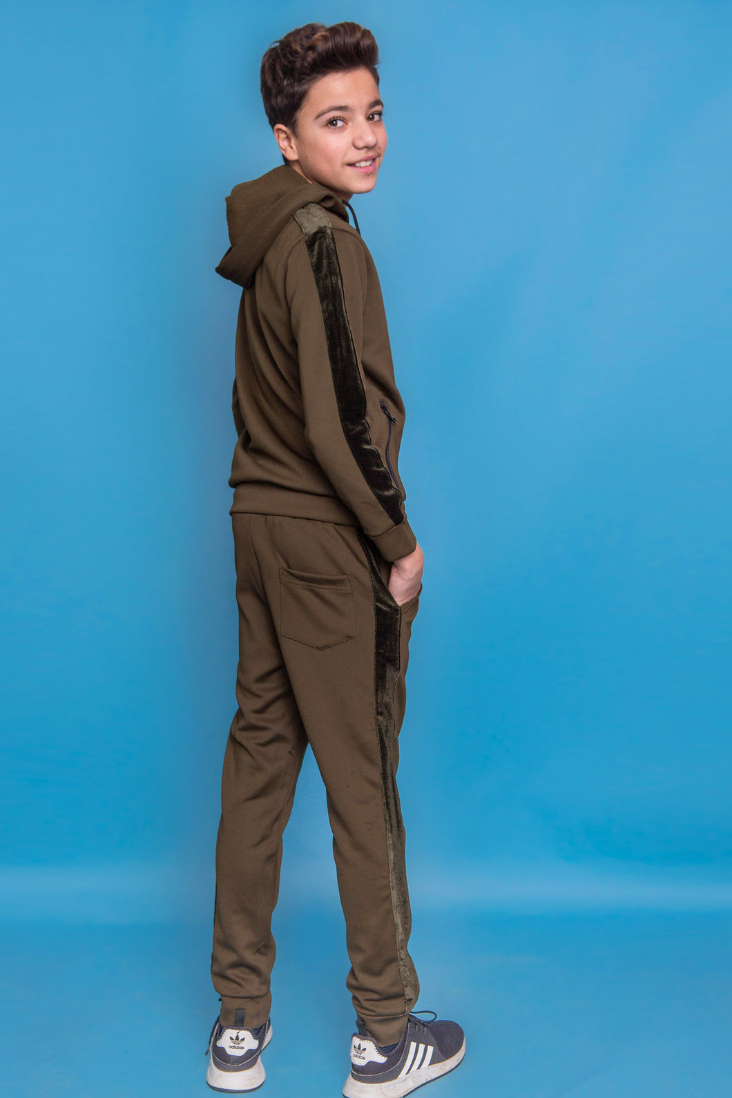 Alex Tracksuit - Green