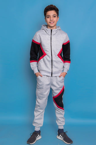Jacob Tracksuit - Grey