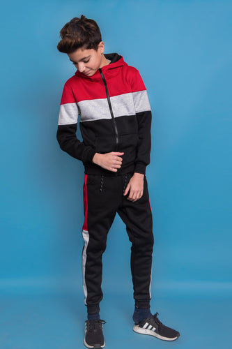 James Tracksuit - Black