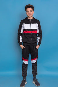 Anthony Tracksuit - Black