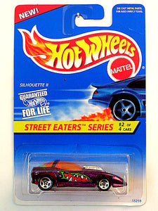 Silhouette II (1996 Hot Wheels Segment Series - Street Eaters Series #2/4)