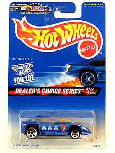 Silhouette II (1997 Hot Wheels Segment Series - Dealer's Choice Series #1/4)