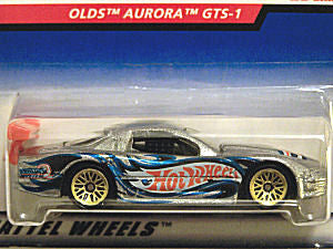 Olds Aurora GTS-1 (1999 Hot Wheels - First Editions #5/26) Scratch & Dent