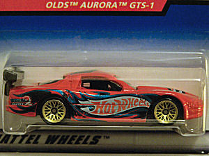Olds Aurora GTS-1 (1999 Hot Wheels - First Editions #5/26)
