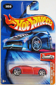 'Tooned Sir Ominous (2004 Hot Wheels - First Editions #59/100)