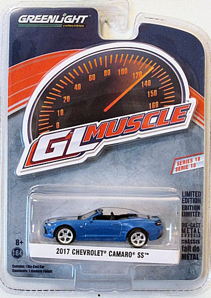 2017 Chevrolet Camaro SS (2017 Greenlight - GL Muscle series 18)