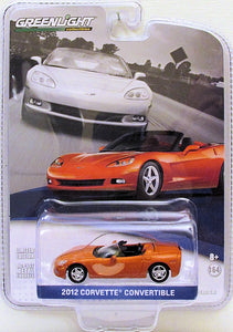 2012 Corvette Convertible (2017 Greenlight - General Motors Collection Series 1)