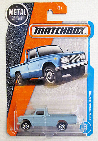'62 Nissan Junior (2017 Matchbox Mainline #7/125)