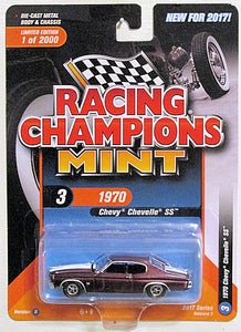 1970 Chevy Chevelle SS (2017 Racing Champions Mint - 2017 Series Rel 3 Ver B