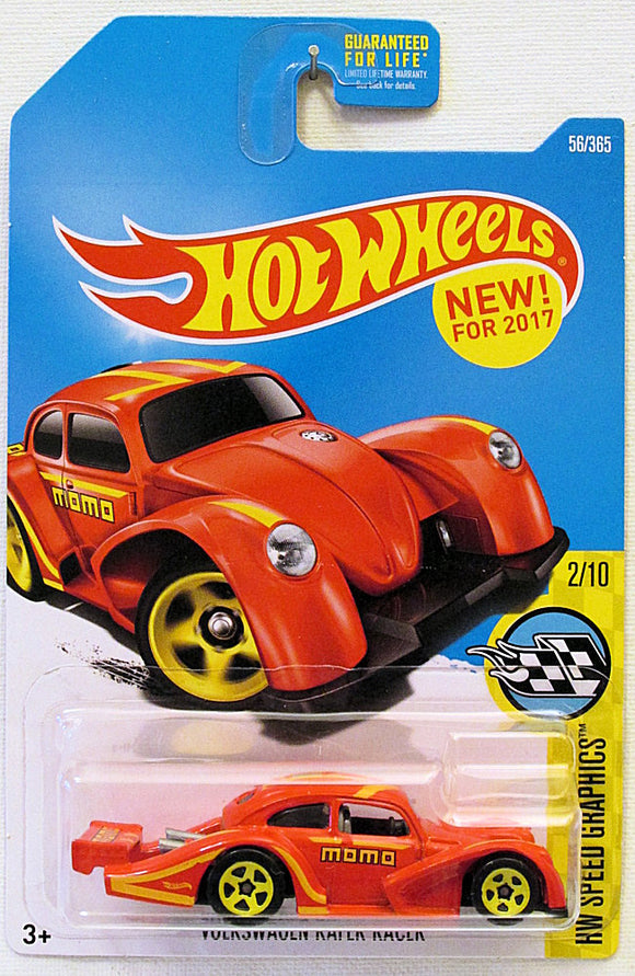 Volkswagen Kafer Racer (2017 Hot WHeels Mainline #56/365 - HW Speed Graphics #2/10)