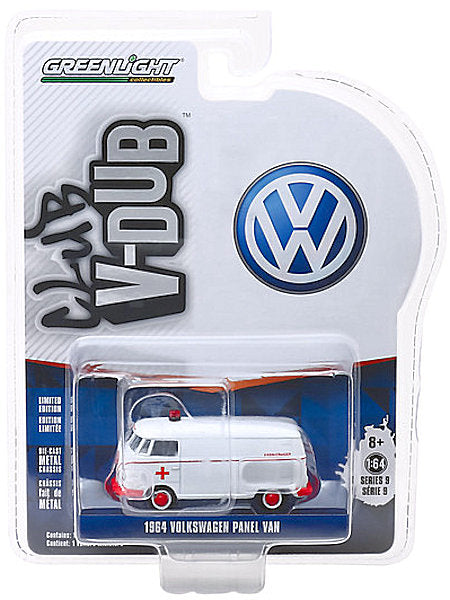 1964 Volkswagen Panel Van (2019 Greenlight - Club V-Dub Series 9)
