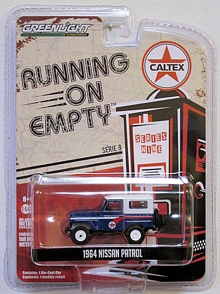 1964 Nissan Patrol (2019 Greenlight - Running on Empty Series 9)