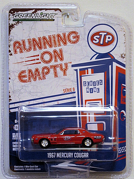 1967 Mercury Cougar (2019 Greenlight - Running on Empty Series 9)